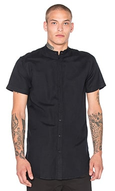 Publish Mono Phialo Button Down in Black