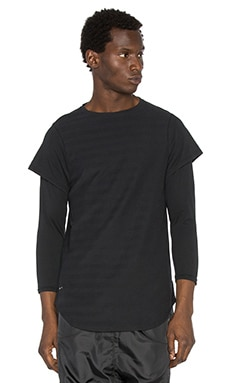 Publish Mono Melas L/S Tee in Black