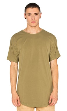 Publish Beckham Tee in Olive