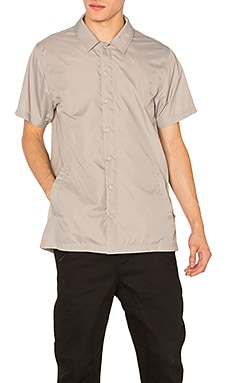 Publish Amari Button Down in Grey