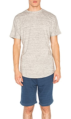 S/S Scallop Tee