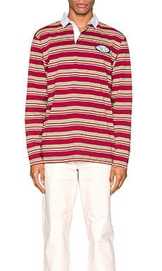 Rugie Long Sleeve Polo Publish $25 (FINAL SALE)