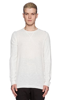 Publish Eaton Pullover in White