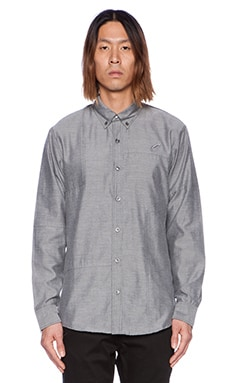 Publish Neil Button Down in Grey