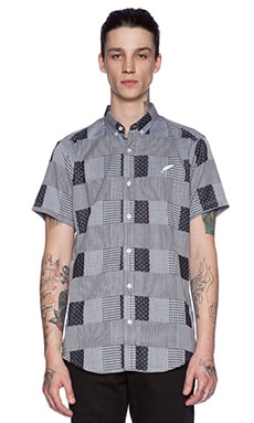 Publish Walter Button Down in Navy