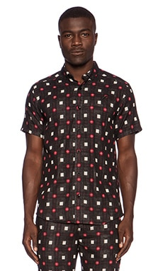 Publish Stinson Button Down in Black