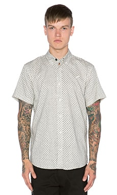 Publish Franklin Shirt in White