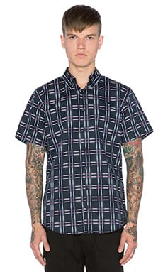 Publish Baclig Shirt in Navy