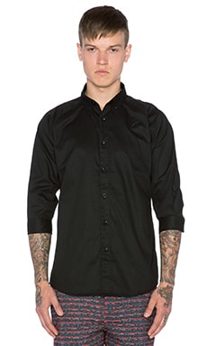 Publish Gerrit Shirt in Black