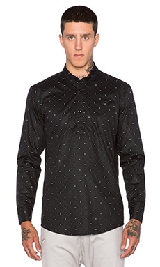 Publish Stanley Button Up in Black