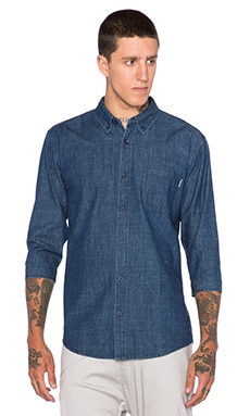 Publish Daner Button Up in Indigo