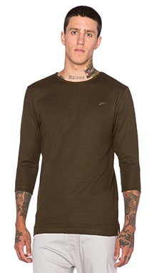 Publish Delmar Tee in Olive