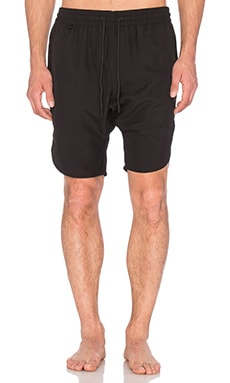 Publish Taku Boardshorts in Black