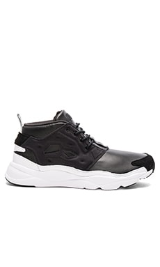 Publish x Reebok Furylite Chukka in Black & White