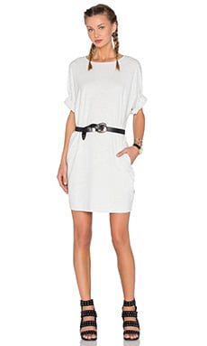 Publish Bell Shirt Dress in Ash