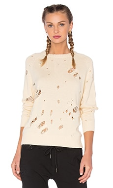 Vida Distressed Sweater