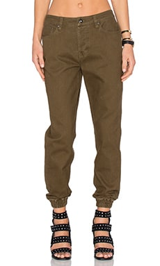 Mindle Jogger in Olive