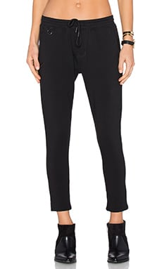 Teari Sweatpant in Black