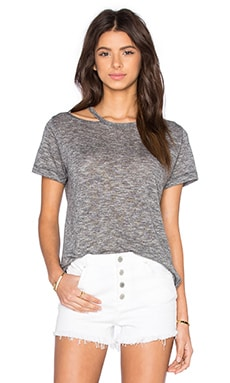 Kelly Tee in Charcoal