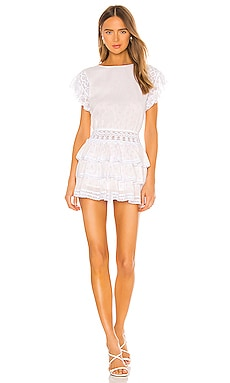 Le Broc Mini Dress Place Nationale $327