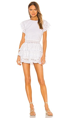 Le Broc Mini Dress Place Nationale $327 BEST SELLER