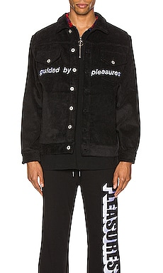 Guided Trucker Jacket Pleasures $140 NEW ARRIVAL