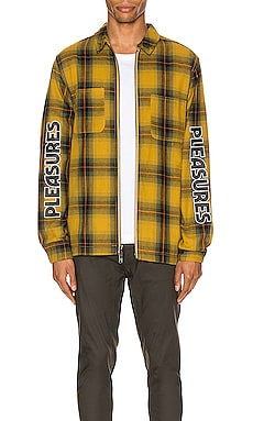 Vernon Zip Jacket Pleasures $63