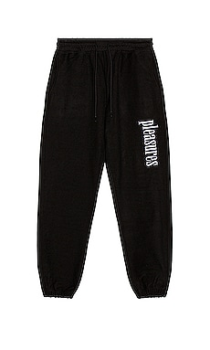 PANTALON SWEAT LOGIC REVERSE Pleasures $90 NOUVEAU