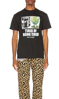 CAMISETA TIRED Pleasures $27