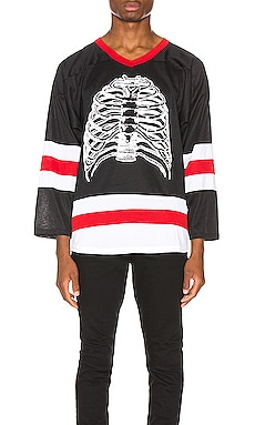 Ribs Hockey Jersey Pleasures $70