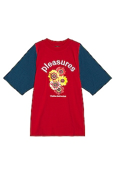 Destruction Heavy Knit Tee Pleasures $36