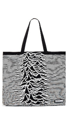 x Joy Division Wilderness Heavyweight Tote Bag Pleasures $49