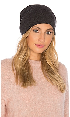 BONNET RÉVERSIBLE VEGAN CASHMERE