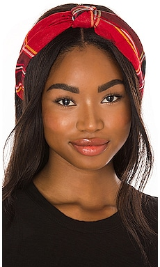 Knot Headband Plush $26