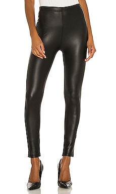 Fleece Lined Liquid Legging Plush $83