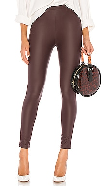 Fleece Lined Liquid Legging Plush $84