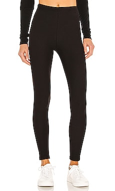 Cotton Fleece Lined Legging Plush $75