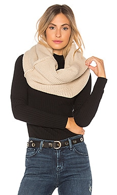 Chunky Knit Neckwarmer Plush $34