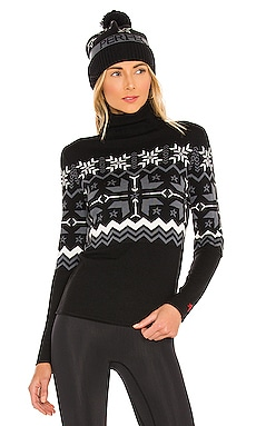 Nordic Turtleneck Sweater Perfect Moment $245
