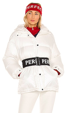 Over Size Parka II Perfect Moment $650