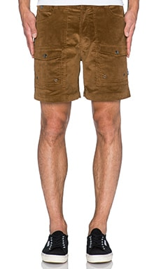 Poler Camp Vibes Shorts in Hazel
