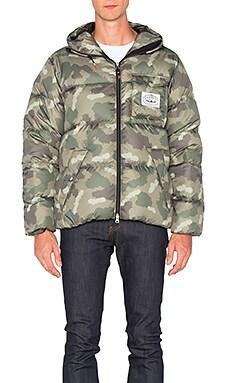 Burner Jacket