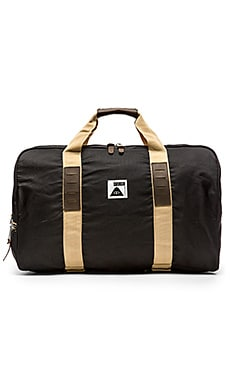 Poler Carry On Duffle in Black