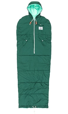 Poler Napsack in Green