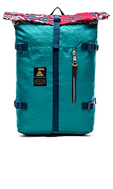 Poler x Pendleton Journey West Rolltop in Journey West