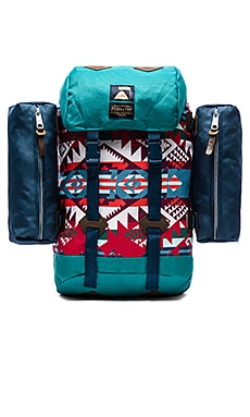Poler x Pendleton Journey West Rucksack in Journey West