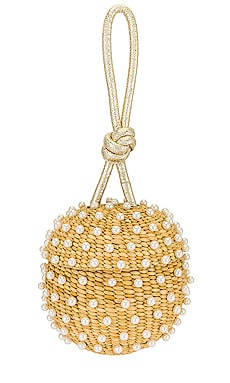 The Disco Pearl Handbag Poolside $245