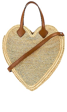 BOLSO THE HEART BEAT FASTER Poolside $255