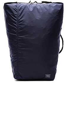 Porter-Yoshida & Co. Flex Small Duffle in Navy