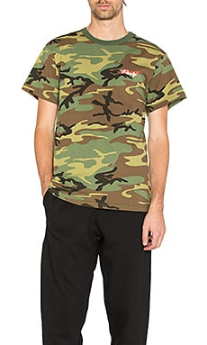 Hollywood Dreams Tour Posty Camo Tee